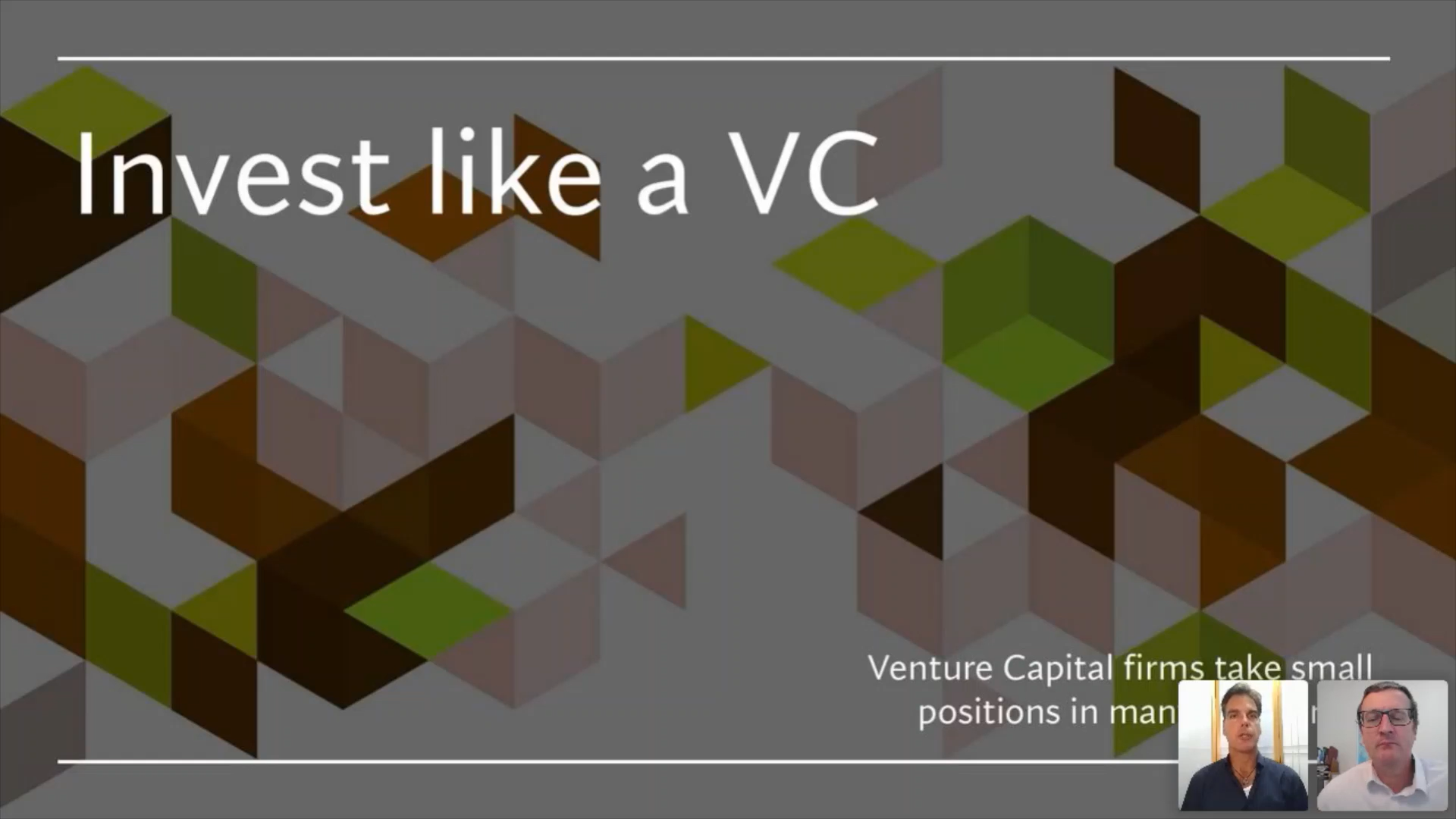 Invest like a VC with Stocks Down Under