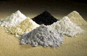 Rare earths stocks